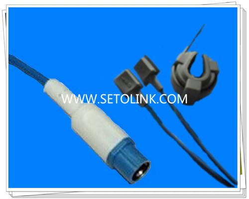 Draeger 7 Pin Neonate Silicone Wrap Y Type SpO2 Sensor