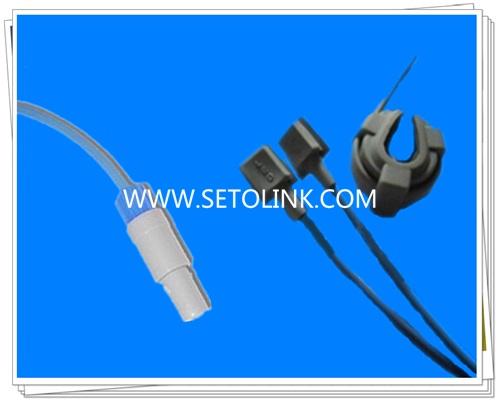 Comen 6 Pin Neonate Silicone Wrap Y Type SpO2 Sensor