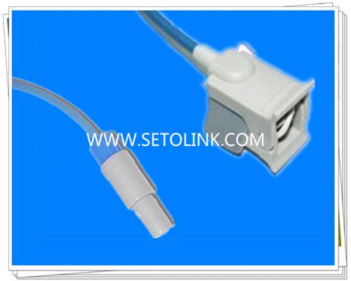 BCI 7 Pin Pediatric Finger Clip SpO2 Sensor