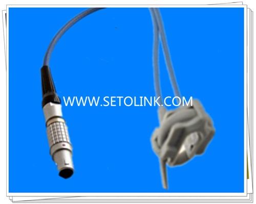 CSI 5 Pin Neonate Silicone Wrap SpO2 Sensor
