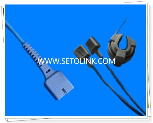 Biolight DB9 Pin Neonate Silicone Wrap Y Type Spo2 Sensor
