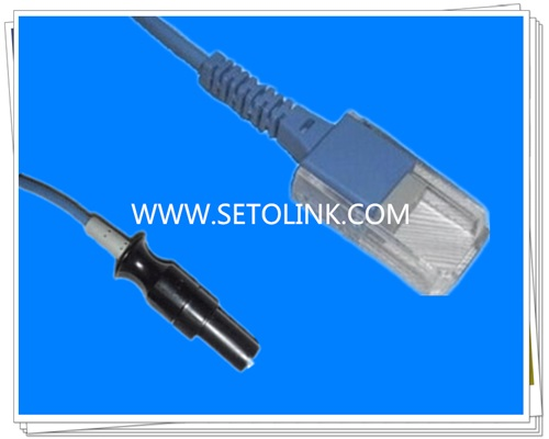 Spacelabs 7 Pin SpO2 Adapter Cable