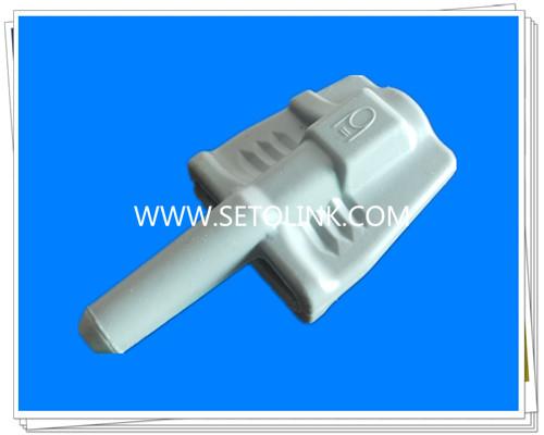 Adult Silicone Soft Rubber Tip SpO2 Sensor