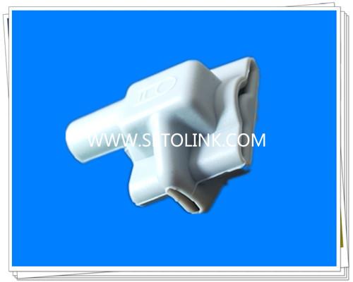 Neonate Silicone Soft Rubber Tip SpO2 Sensor
