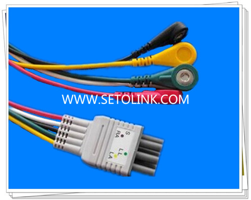 Colin ECG Leadwires