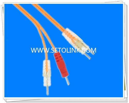 2 Pin Compex Series 1 Electro Stimulator Cable