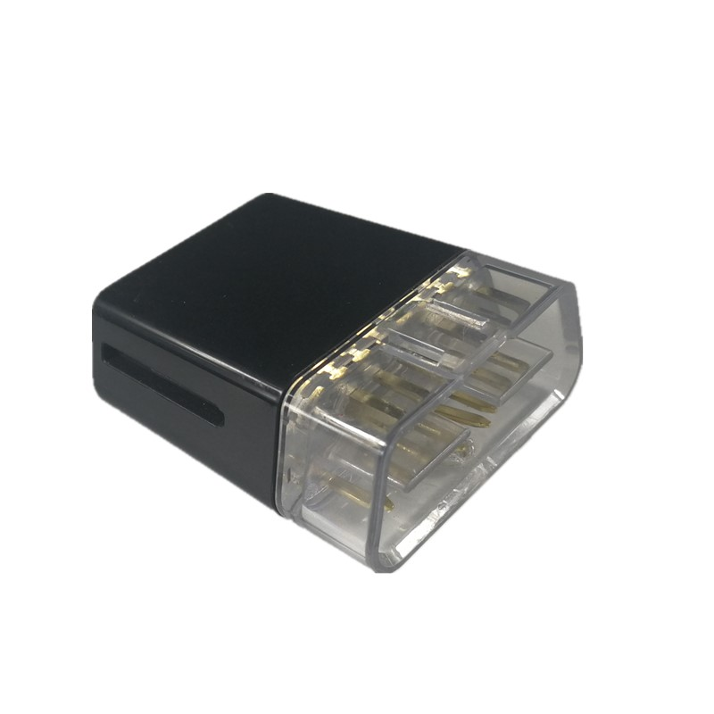 OBD Connector Male with Enclosure ST SOH 018